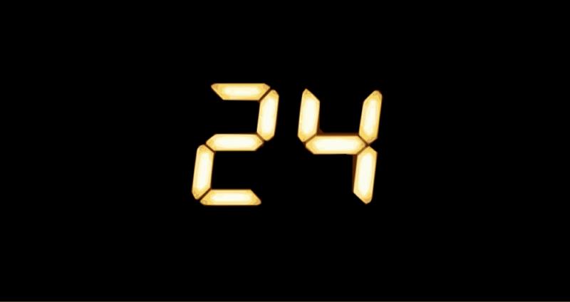 海外ドラマ「24」